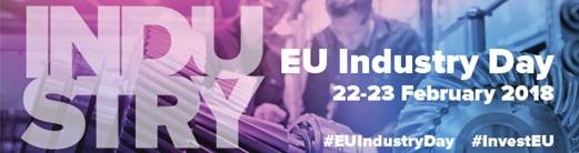 EU Industry Day - 22-23 febrero 2018