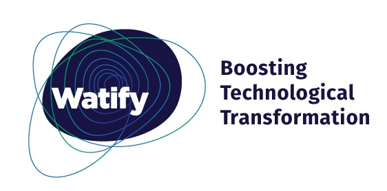 Watify - Boosting Technological Transformation - Logo